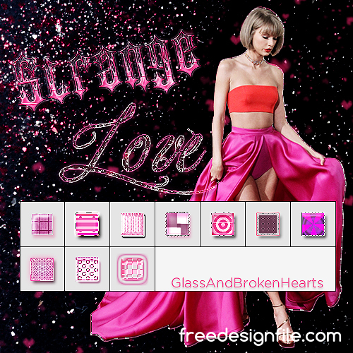 Strange Love Photoshop Styles