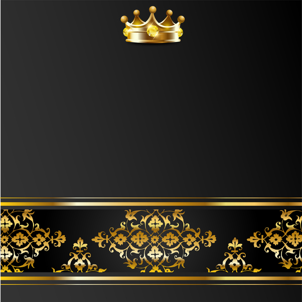 VIP background luxury design vectors 09