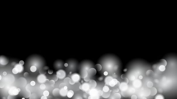 White light bokeh background vector 03