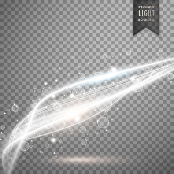 White light effect illustration vector 02