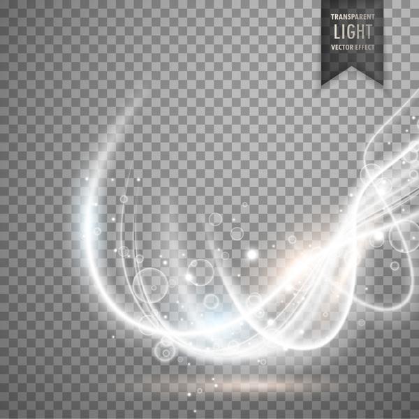 White light effect illustration vector 03
