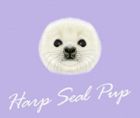seal vector illustration 01
