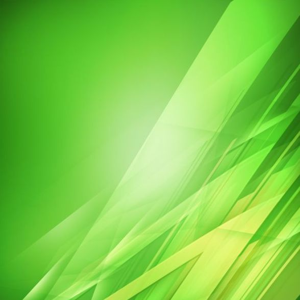Abstract green background art vectors 01