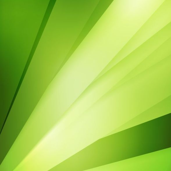 Abstract green background art vectors 02