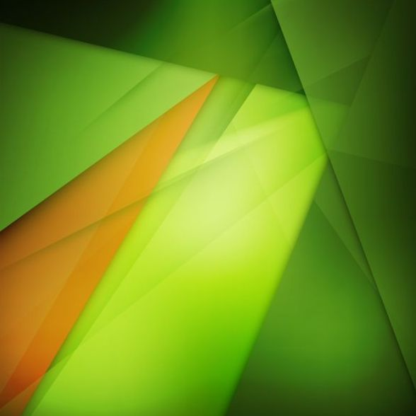 Abstract green background art vectors 03
