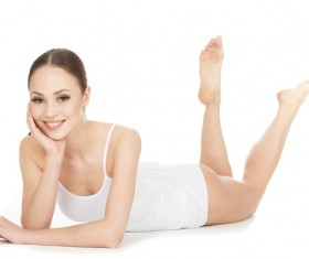 Beautiful healthy woman Stock Photo 06