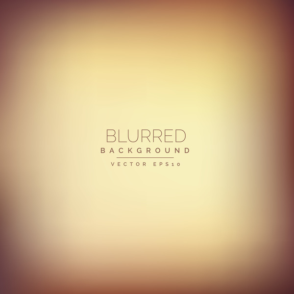 Beige blurred background vector 01
