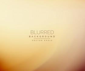 Beige blurred background vector 02