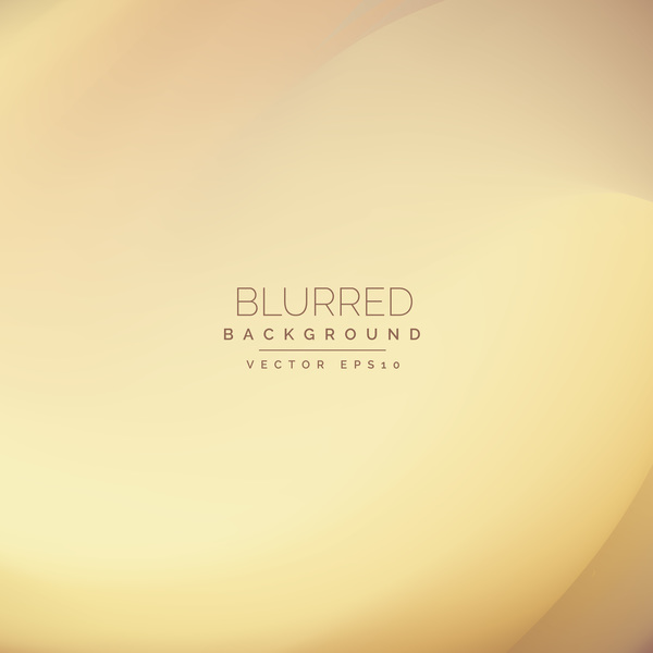 Beige blurred background vector 04
