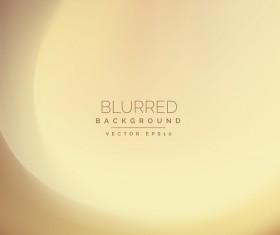 Beige blurred background vector 05