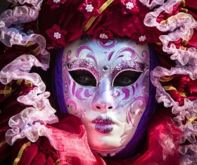 Carnival costumes and masks Stock Photo 21