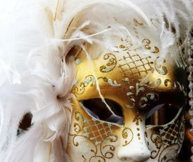 Carnival costumes and masks Stock Photo 32