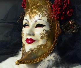 Carnival costumes and masks Stock Photo 40