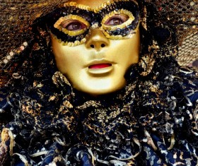 Carnival costumes and masks Stock Photo 42