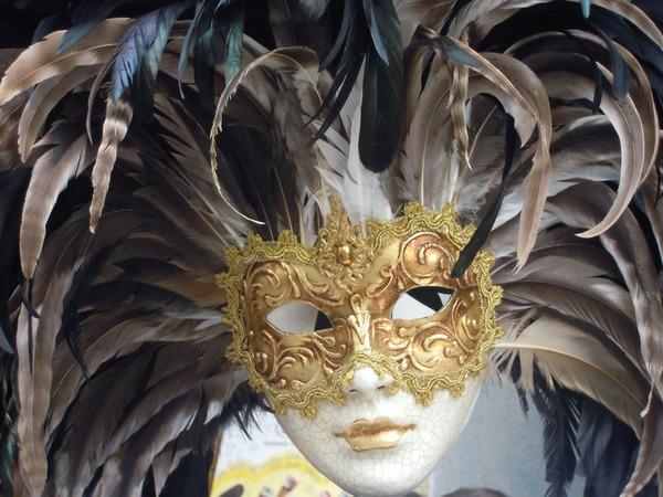 Carnival mask Stock Photo 06