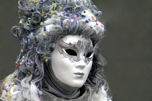 Carnival mask Stock Photo 07