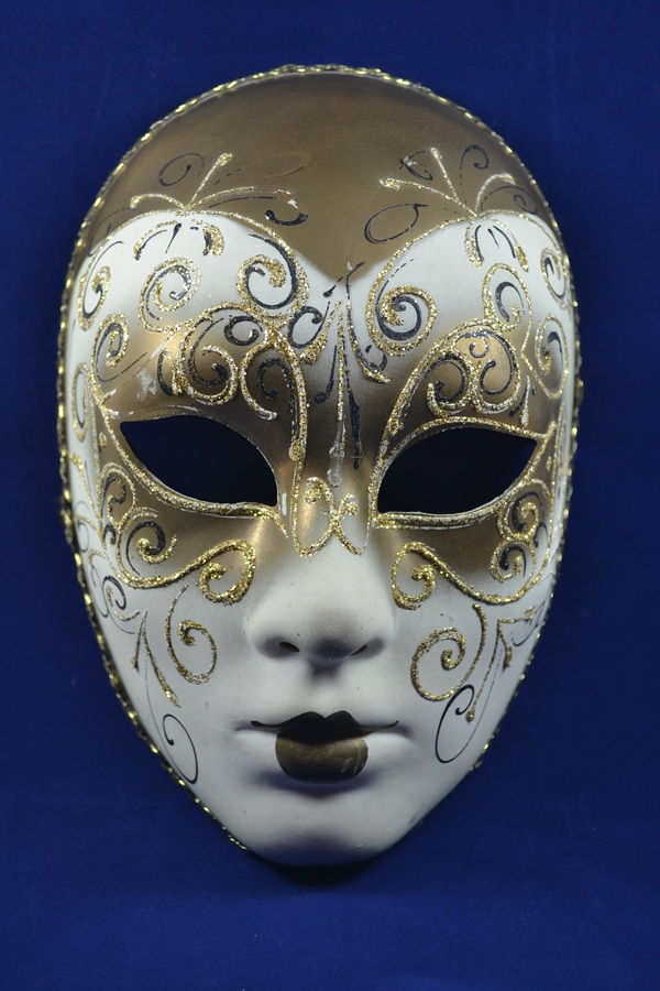 Carnival mask Stock Photo 08