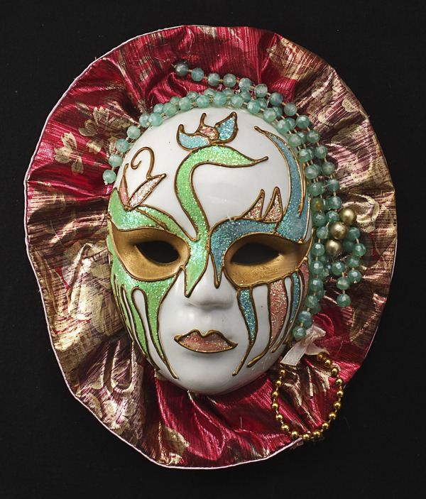 Carnival mask Stock Photo 14