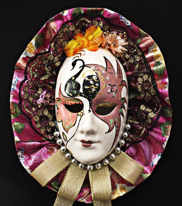 Carnival mask Stock Photo 15