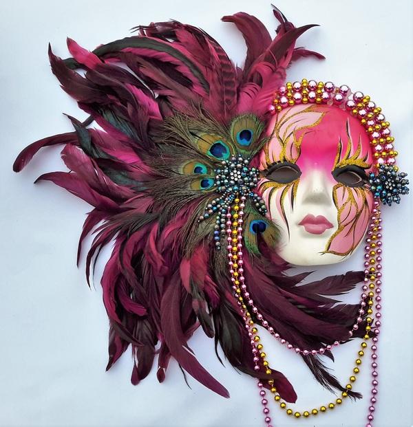 Carnival mask Stock Photo 16