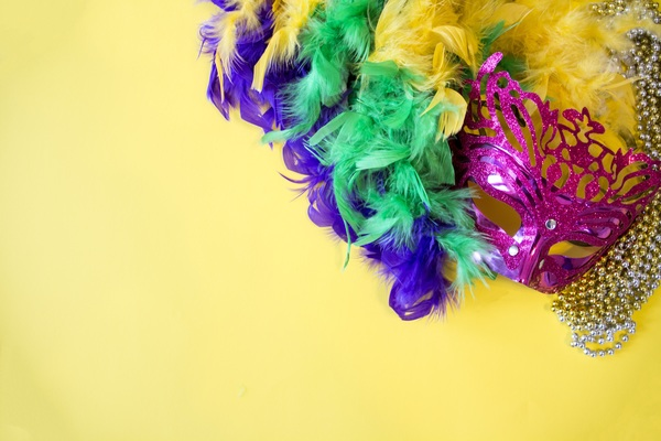Carnival mask Stock Photo 17