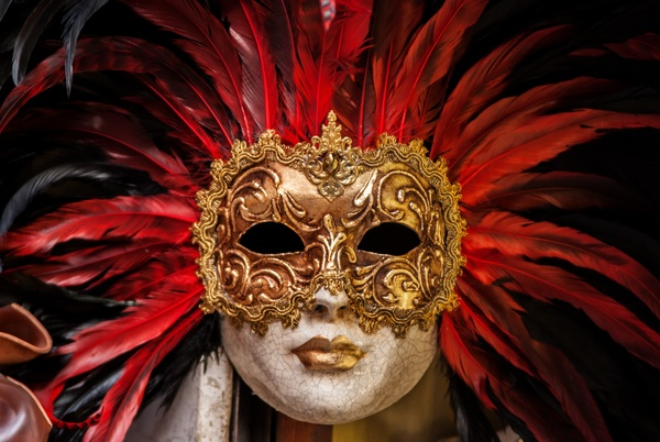 Carnival mask Stock Photo 18