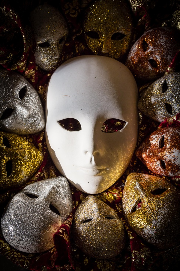Carnival mask Stock Photo 19
