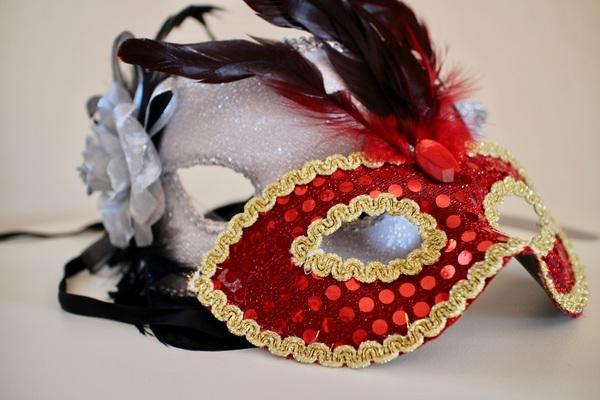 Carnival mask Stock Photo 20