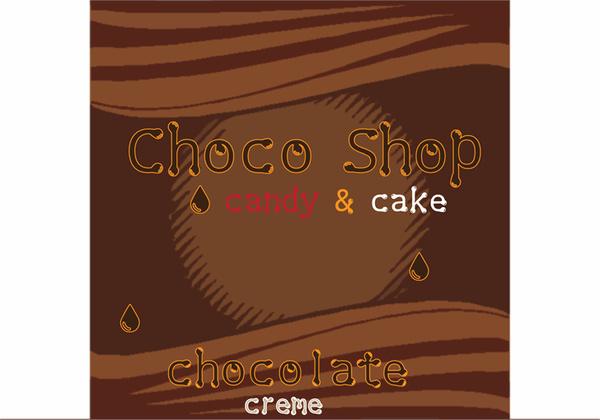 Choco Shop font
