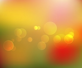 Colorful bokeh background art vector 05