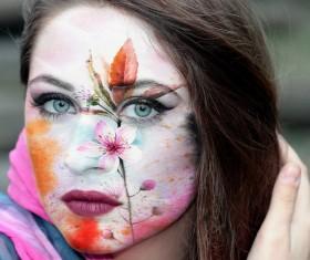 Creative Art Makeup HD picture