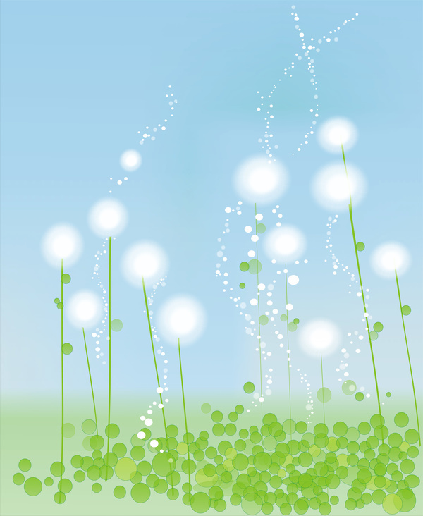 Dandelion Background Stock Photo Free Download