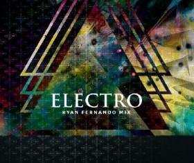 Electro Concert Flyer PSD template