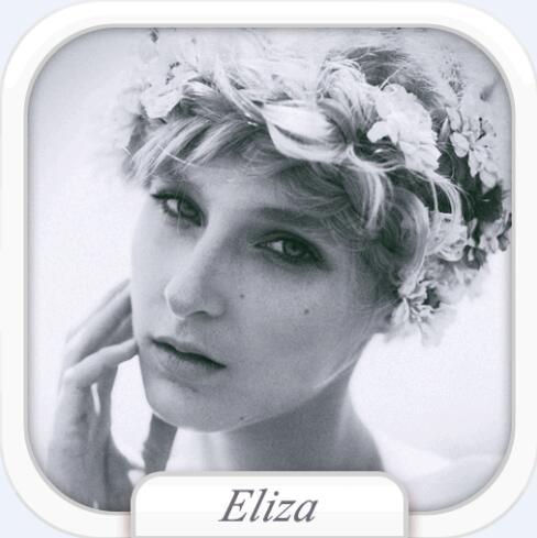 Eliza Photoshop Action