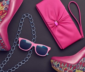 Fashion Woman Accessories Stock Photo 06
