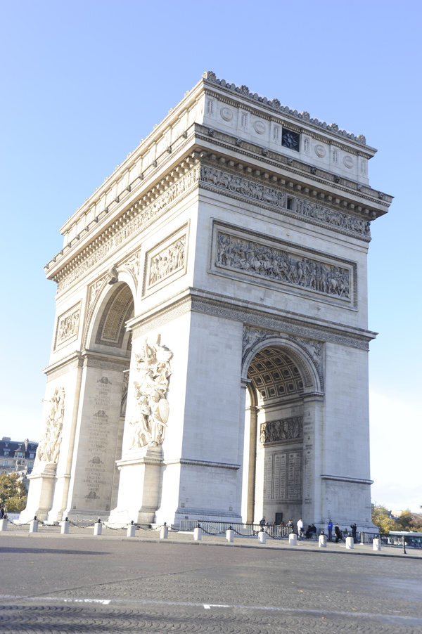 arc de triomphe hd - photo #22