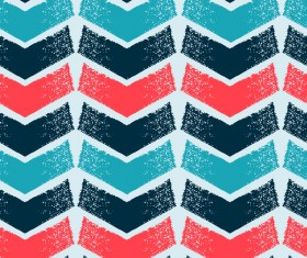 Graffiti color pattern seamless pattern vector 04