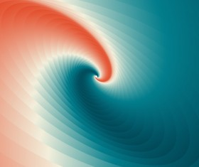 Infinity spiral abstract paper background vector 07