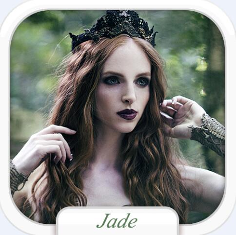 Jade Photoshop Action