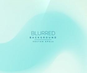 Light blue blurred background vector
