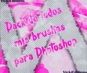 Mis Photoshop Brushes