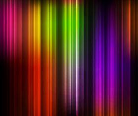 Shining multicolor background art vector