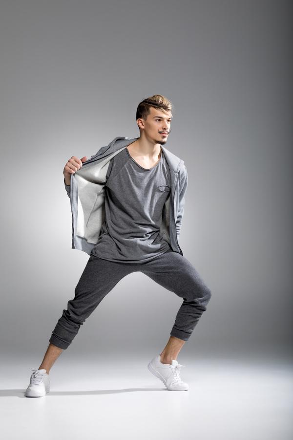 Stylish Man Posing Stock Photo 02 Free Download