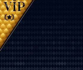VIP luxury background template vectors 01