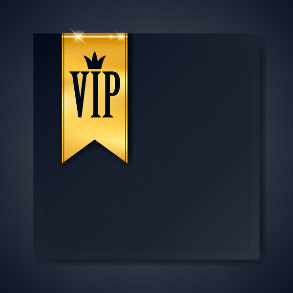 VIP luxury background template vectors 06