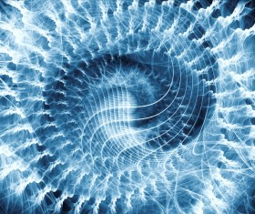 Virtual spiral texture Stock Photo 01
