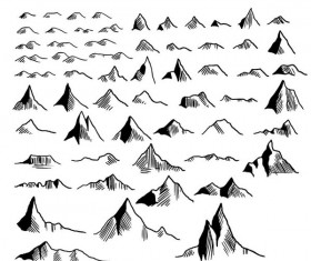 Wilderlands Map PS Brushes