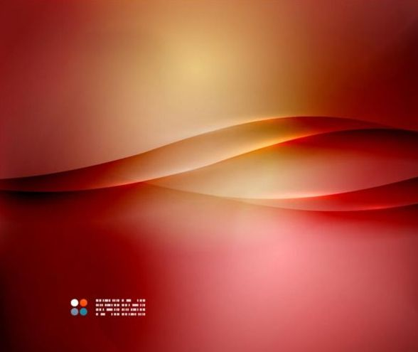 Wine red abstract background with wavy lines vector 04