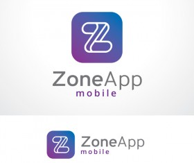 Zone App Logo vector