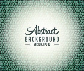 granule with abstract background vector 01